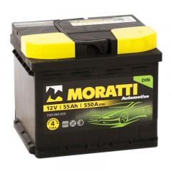 MORATTI 55А/ч кубик о.п.
