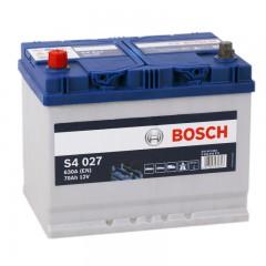 BOSCH Silver S4 270 70А/ч п.п.