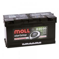 MOLL  EFB Start Stop 95А/ч о.п.