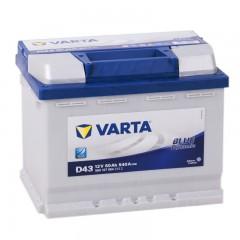 Varta Blue Dynamic 60А/ч 560 127 054 (D43)
