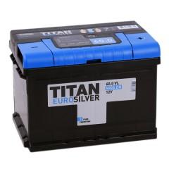 TITAN Euro 60А/ч низкий о.п.