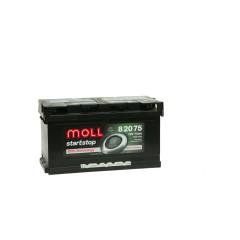 MOLL  EFB Start Stop 75А/ч о.п.