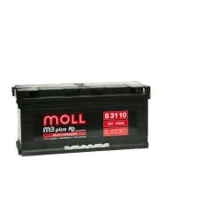 MOLL M3 Plus 110А/ч о.п.