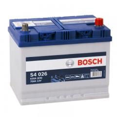 BOSCH Silver S4 260 70А/ч о.п.
