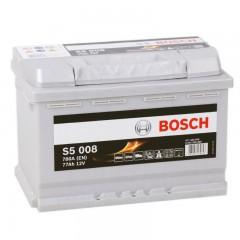 BOSCH Silver Plus S5 080 77 А/ч о.п.
